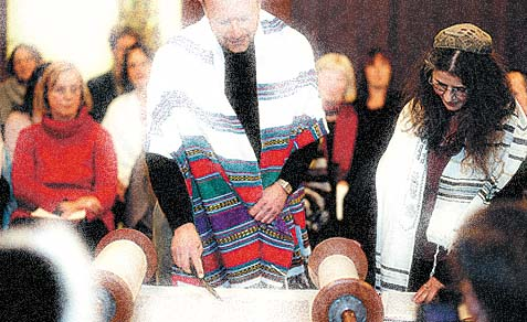 Intermarried Rabbis
