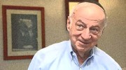 Claims Conference board chairman Julius Berman