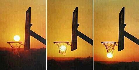 Sunset Basketball