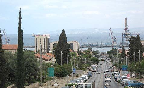 City of Haifa