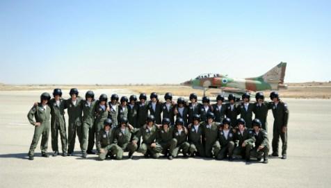 IAF Class June 2013