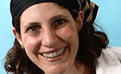 Sara Hurwitz, dean of Yeshivat Maharat.