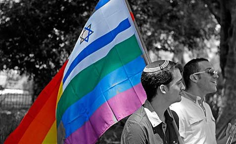 gay jews parading
