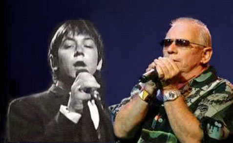 Famous '60's rocker Eric Burdon will perform in Israel on Aug. 1, 2013, with Israeli band T-Slam