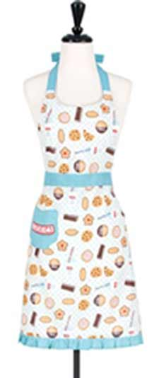 A milk and cookies apron on the Handstand Kids website.