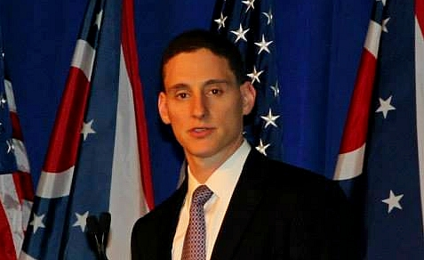 Josh Mandel, state treasurer of Ohio, purchased $42 million of Israel Bonds in March