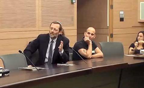 MK Moshe Feiglin (Likud)