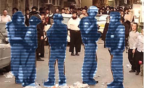 Meah Shearim Attack
