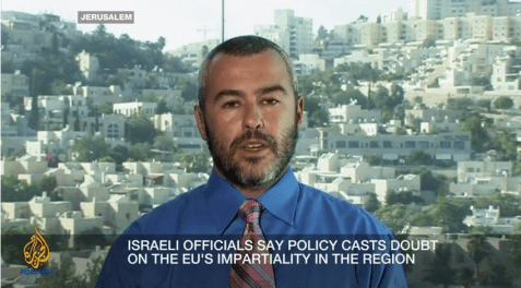 Yishai_on_Al_Jazeera