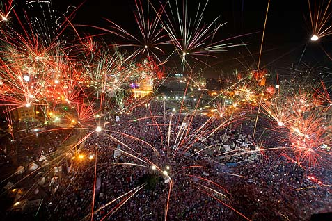 Best 4th of July Fireworks – in Cairo