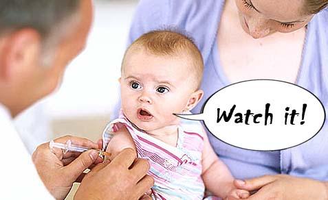 vaccine-baby
