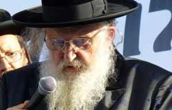 Rav Moshe Shternbuch