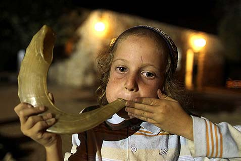 It's Shofar Time