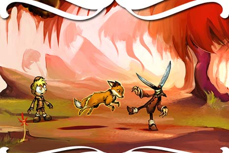 While exploring a forest near the village, Samuel is being passed off as a Christian orphan. He discovers a Fox named Renard who tells him that if he helps her restore peace to the forest, she can bring his mother back to life.