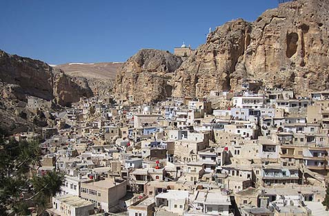 The Congressional debate on Syria takes place just as the ancient, Aramaic-speaking, Syrian Christian town of Maaloula has fallen to an Al-Qaeda-linked jihadi group.
