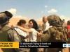 French EU Diplomat hitting IDF Border Policeman