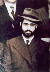 A younger Rav Yosef