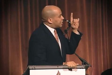 Best Dvar Torah Ever – by Mayor Cory Booker