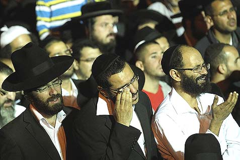 Close to a million mourners filled up Jerusalem's streets during Rav Ovadia Yosef's funeral.