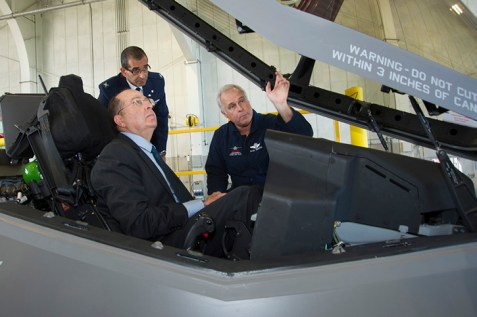 Boogie in the F-35