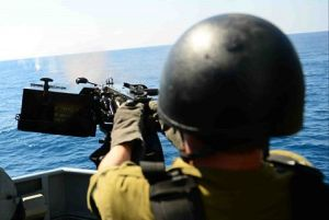 IDF navy target practice at sea.jpg