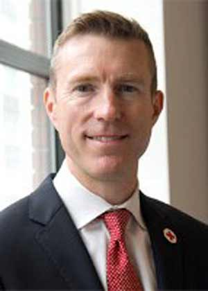 New York Red Cross CEO Josh Lockwood