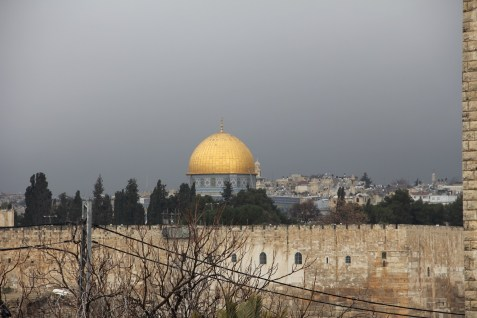Temple Mount Gray