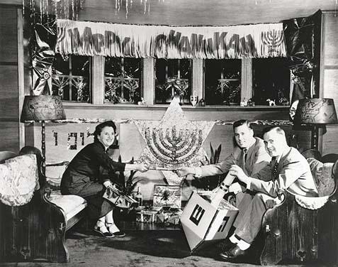 Chanukah, 1953