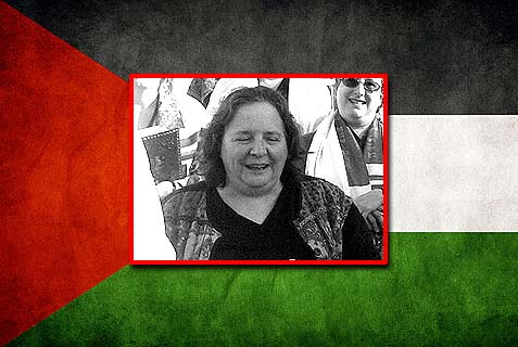 Women of the Wall Vice Chair Batya Kallus (pictured) and WOW Chair Anat Hoffman, advise and support a hefty list of anti-Israeli NGOs.