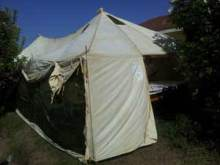 "The Givat Oz ""Slichos Tent"""