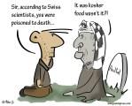Arafat's poison
