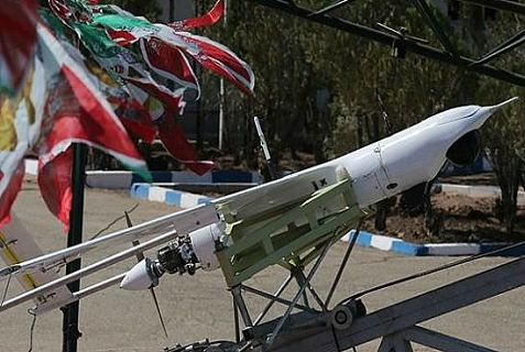 This is Iran's new Fortros drone that can reach Israel with bombs - or it is a Photoshop production?