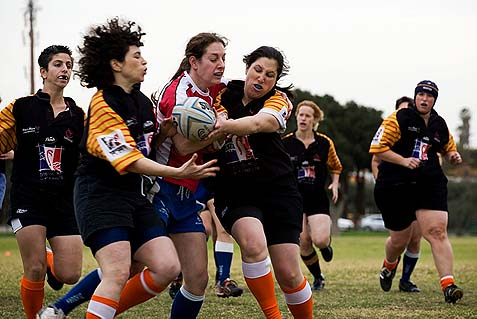 Rugby Lionesses