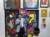 Gallery Art owner Ken Hendel