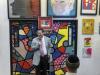 Gallery Art owner Ken Hendel