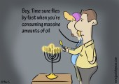 Last Day of Chanukah