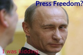 On Dec. 9, Russian President Putin announced the dissolution of one of Russia's major news agencies