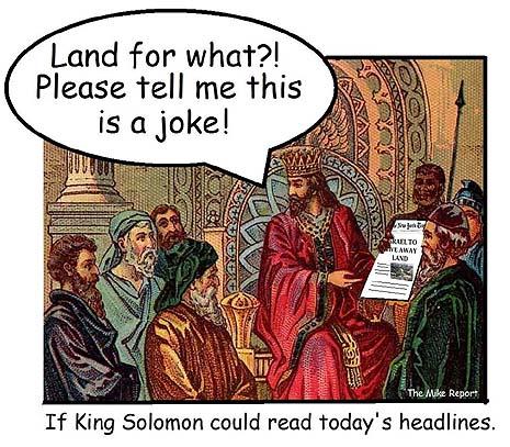 Original cartoon by Michael Behar