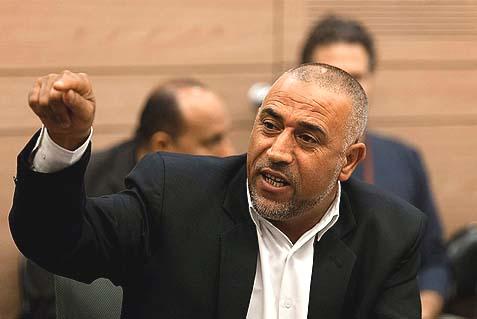 MK Taleb Abu Arar
