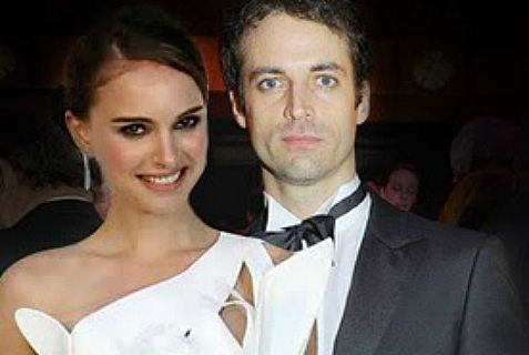 Natalie Portman's husband Benjamin Millepied is studying to convert to Judaism.