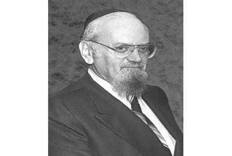 Rabbi Sholom Klass ZL