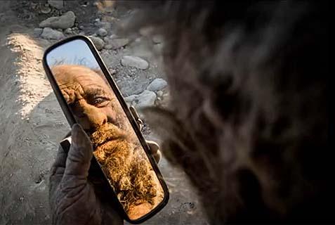 World's Dirtiest Man Is Iranian