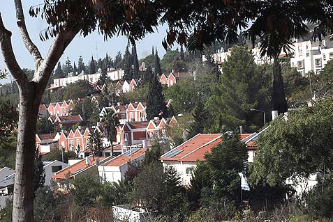"According to ""watchdog"" Peace Now, Israel's vast, new illegal Jewish expansion includes ""five [homes] in the sprawling Ariel settlement."" Start the boycott!"