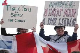 God Bless You, Mr. Harper, Send More Canadians