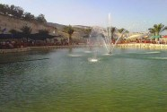 I loved showing them Maale Adumim and even the lake that is so small...