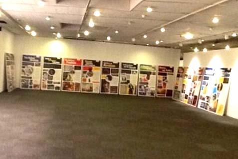 Material for canceled UNESCO Jewish exhibit