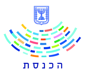 Knesset Logo Colors
