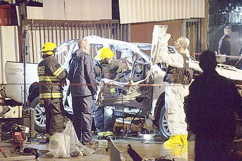 Netanya Car Bomb 2