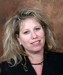 Ashdar's Deputy CEO for Marketing Racheli Brizel. Photo: Sivan Farge.