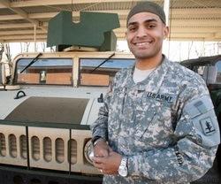 muslim chaplain